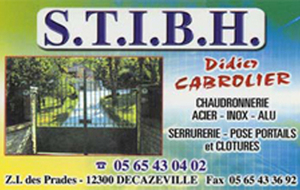 S.T.I.B.H. (Chaudronnerie)