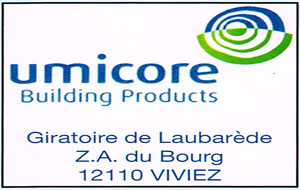 UMICORE - Building Products