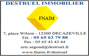 DESTRUEL IMMOBILIER