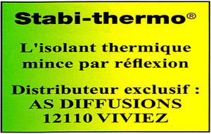 AS DIFFUSIONS (Stabi-thermo)