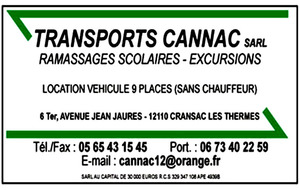 Transports Cannac